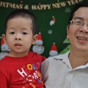 Anh Võ Thành Hưng – Phụ huynh bé: Võ Gia Huy – Lớp nhỡ