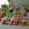 Trường mầm non đại hòa tổ chức hội thi đò dùng đồ chơi tự làm